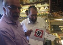 Nazi fliers are being mailed to Jewish businesses in New York City & Los Angeles