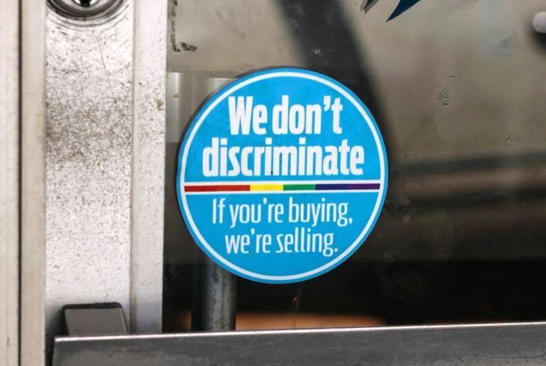 nondiscrimination lgbt rights