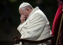 'Progressive' Pope Francis says gay couples can't be families
