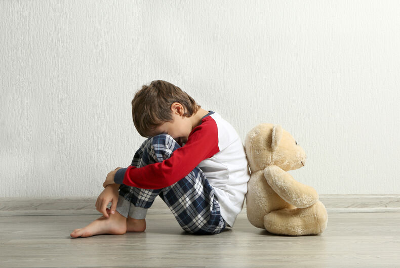 What can the shocking murder of an 8-year-old boy thought to be gay teach us about adults?