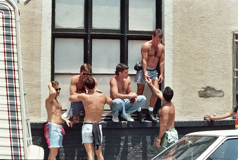 PHOTOS: These vintage gay pride photos are absolutely everything