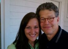 Woman accuses Al Franken of groping her at the state fair in front of her husband