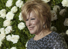 Is Bette Midler gearing up for a farewell tour?