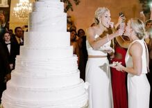 WNBA star Elena Delle Donne's dream wedding photos will give you all the feels
