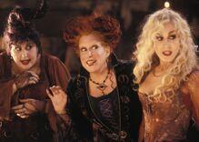 Bette Midler is not happy about Disney's 'Hocus Pocus' TV remake