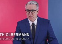 Keith Olbermann so sure Trump will go down in the Russia investigation that he's retiring
