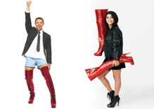 Scissor Sisters' Jake Shears & Pentatonix's Kirstin Maldonado to join 'Kinky Boots' cast