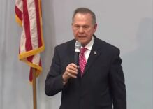 Roy Moore coauthored a textbook warning of the evil of women who run for office