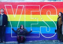 Final poll predicts Australia's marriage equality vote will be a huge win