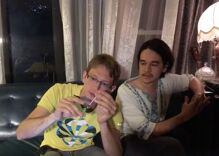 This biohacker injected himself with an untested HIV cure at home & webcammed it all