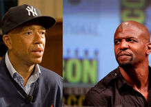 Russell Simmons tried to convince Terry Crews to give the man who groped him 'a pass'