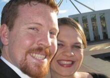 Will this Australian couple make good on promise to divorce if marriage equality passed?