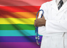 What would happen if all the LGBTQ healthcare workers called in sick?