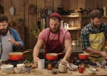 Checking back in with the 3 bears from everyone's favorite gay ad campaign