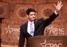We may end up missing Paul Ryan. No, really.