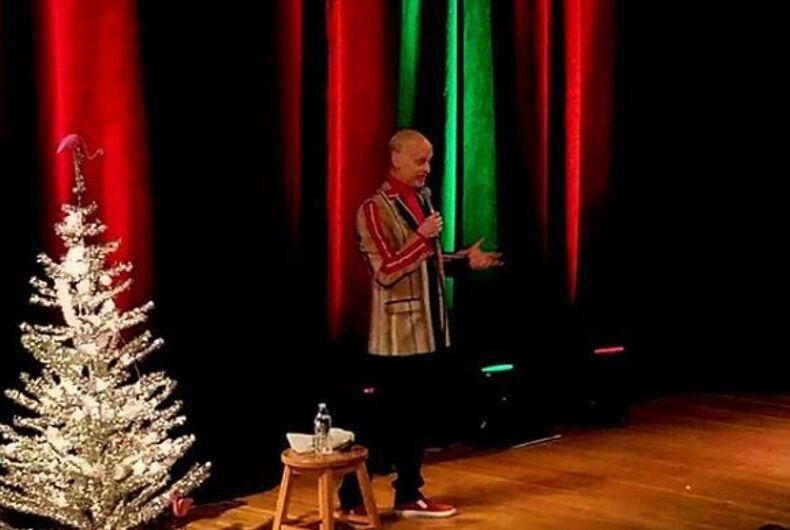 John Waters Christmas