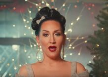 'Drag Race' judge Michelle Visage's rendition of Silent Night will leave you gasping