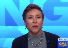Robin Roberts' perfect response to Omarosa's firing has the internet in tears