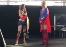 Wonder Woman & Supergirl just rocked the internet by getting engaged