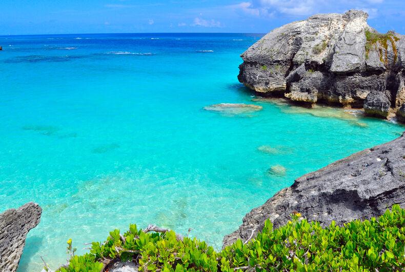 Scratch Bermuda off your potential honeymoon list