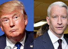 Did Anderson Cooper mock Trump as a 'pathetic loser' & 'tool' after Moore's loss in Alabama?