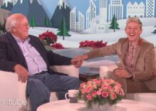 Ellen talks to a dad who stood up for his lesbian daughter