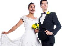 Manila Luzon got married to Mic J Rez on Christmas Eve