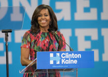 """Rightwing pundits are now saying Michelle Obama is a trans woman with """"a swinging you-know-what"""""""