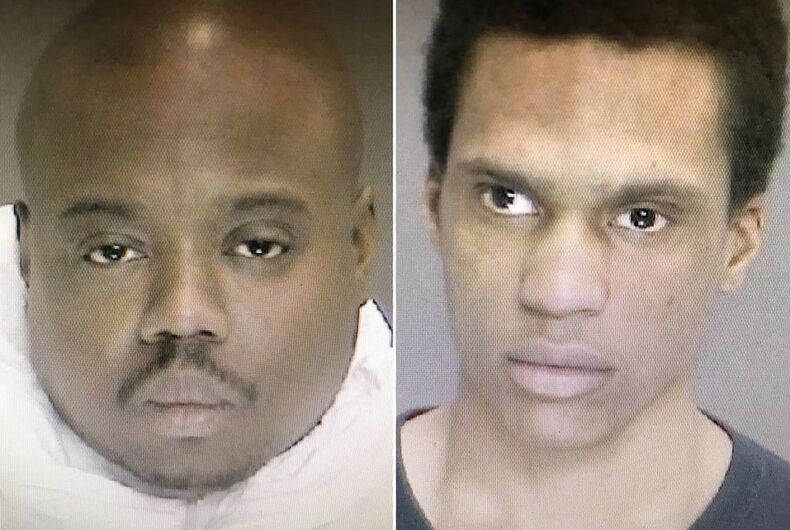 Two men arrested in the horrific murder of a lesbian family
