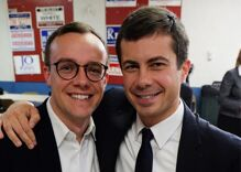 Gay potential 2020 presidential candidate announces his engagement