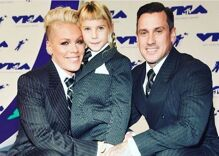 P!nk is raising her children free from labels & gender roles
