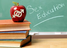 The right wing is on a tear about sex ed for all the obvious reasons