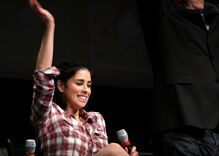 Sarah Silverman's response to a Twitter troll is giving everyone hope for 2018