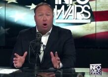 Banning Alex Jones from social media is not a free speech issue