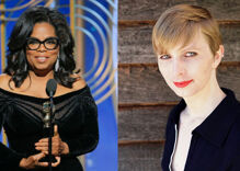 Oprah for president? Chelsea Manning for Senate? We can & we must do better.