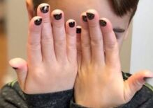 Sarah Michelle Gellar took her 5-year-old to get his nails done & the web went wild for him
