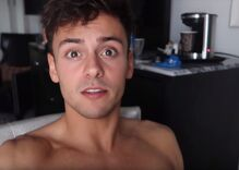 Andrew Christian emailed Tom Daley's leaked nude pics to all their customers