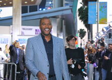 Totally not-gay actor Tyler Perry scored a 'Worst Actress' nomination, surprising no one.