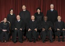 There's less than a 50% chance that all conservative Supreme Court justices will be alive in 2026