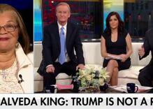 MLK's wingnut niece: Donald Trump is not racist