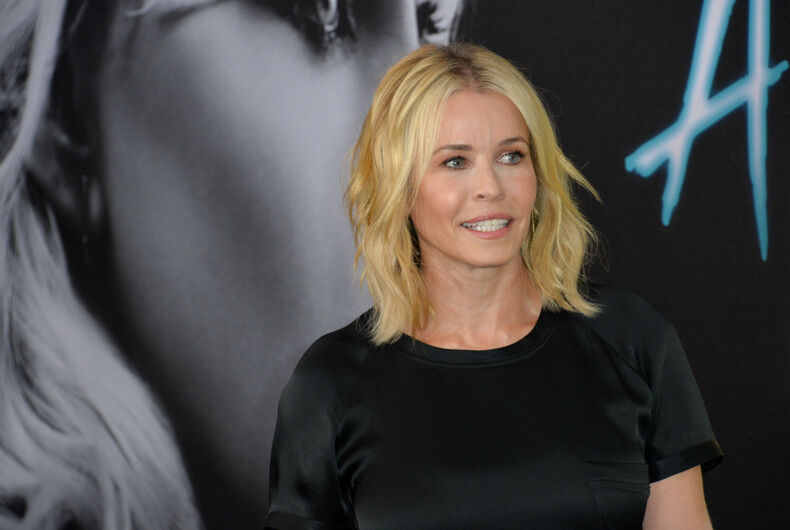 Was Chelsea Handler's tweet about Lindsey Graham homophobic or on point?