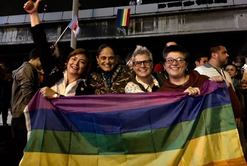 Landmark court case brings marriage equality to 20 countries with one ruling