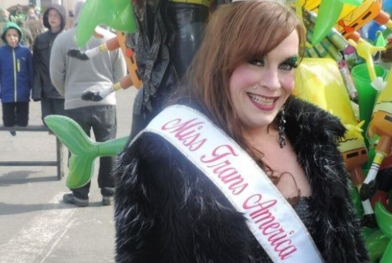 Husband of Miss Trans America founder sentenced to life for her murder