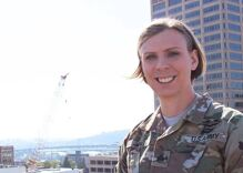Trans soldier will be Joe Kennedy's guest at State of the Union address