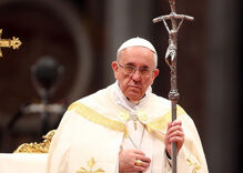 The Pope says God makes some people gay. Now get over it.