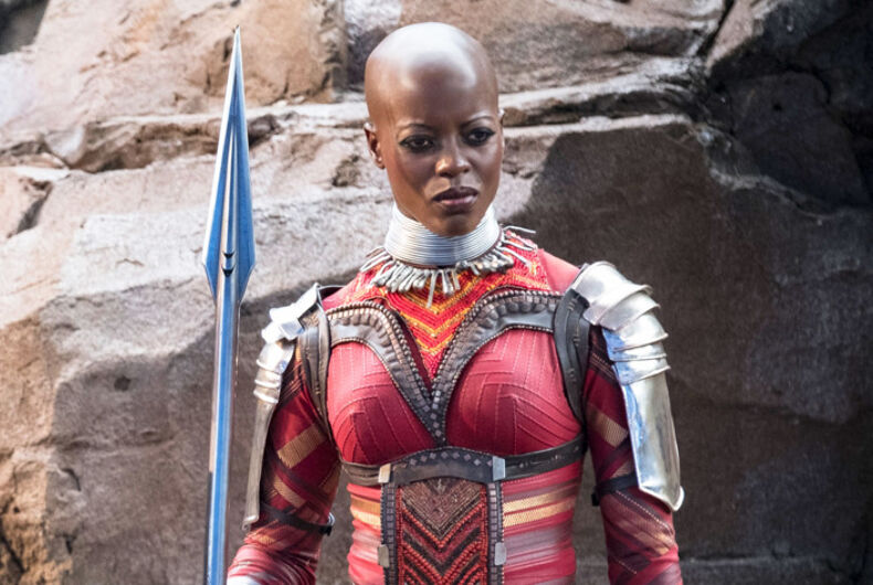 Has the breakthrough of 'Black Panther' created an opening for a queer superhero?