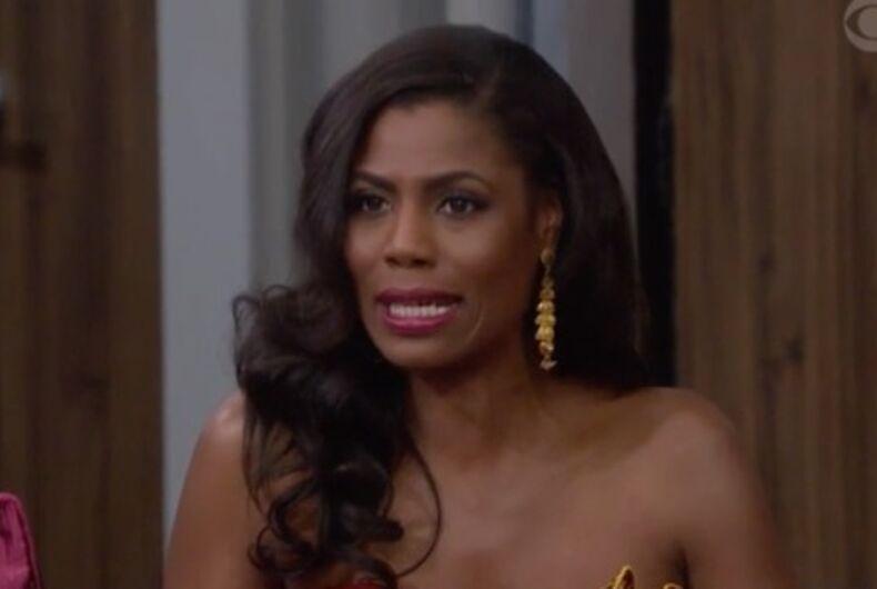 Omarosa Manigault on Celebrity Big Brother