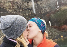 PHOTOS: 20 adorable queer couples celebrating Valentine's Day