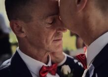 Apple celebrates marriage equality with joyous iPhone X ad