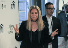 Is Barbra Streisand about to star in Ryan Murphy's new comedy on Netflix?